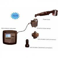 Calibrador de apertadeiras e parafusadeiras sistema DATA