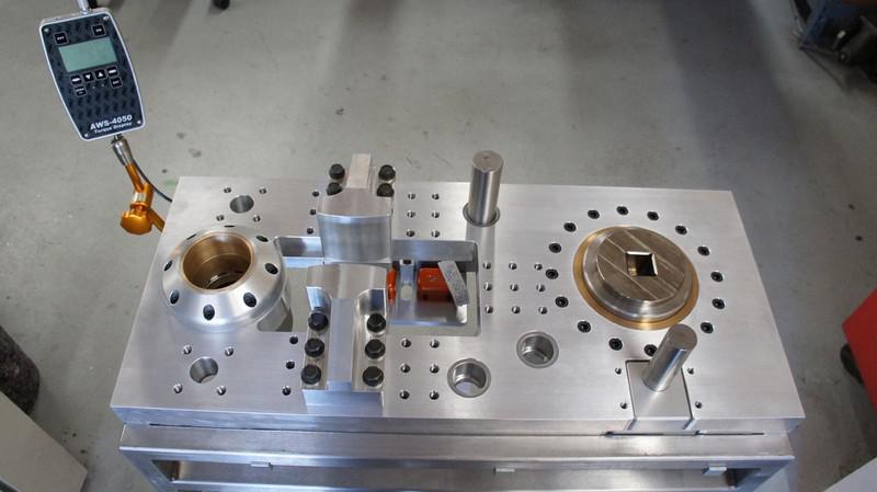 Calibrador de torquimetro hidraulico