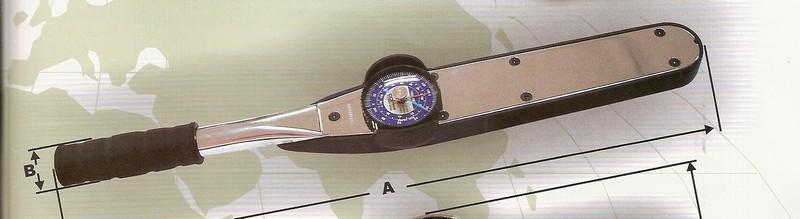 Conserto de torquímetros